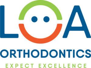 LOA Orthodontics Logo