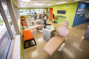 LOA Orthodontics Fruitville interior
