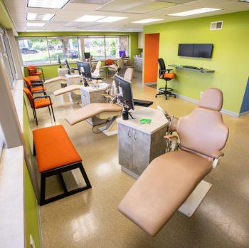 LOA Orthodontics Fruitville interior