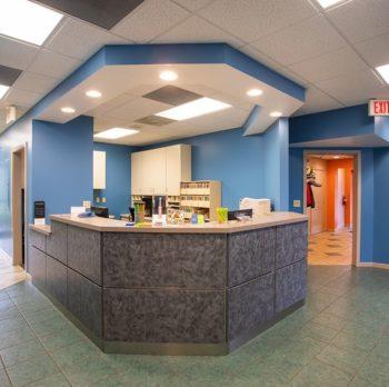 LOA Orthodontics Landisville interior