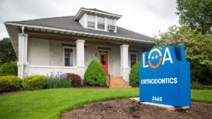 LOA Orthodontics Leola exterior