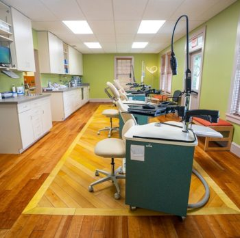 LOA Orthodontics Leola interior