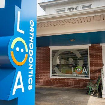 LOA Orthodontics Lititz exterior