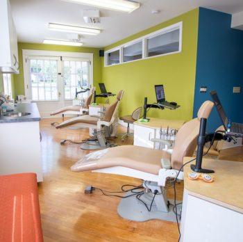 LOA Orthodontics Lititz interior