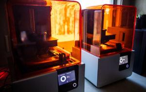 Formlabs Printers at LOA