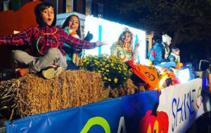 Lititz Halloween Parade